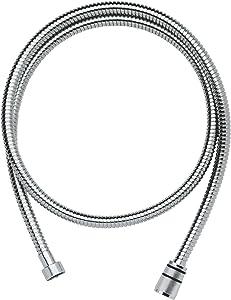 Grohe Rotaflex Metallic Hose,Starlight Chrome