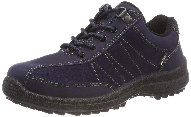 Hotter Mist GTX, Zapatillas para Mujer 36 EU|Blue (Rich Navy 045)