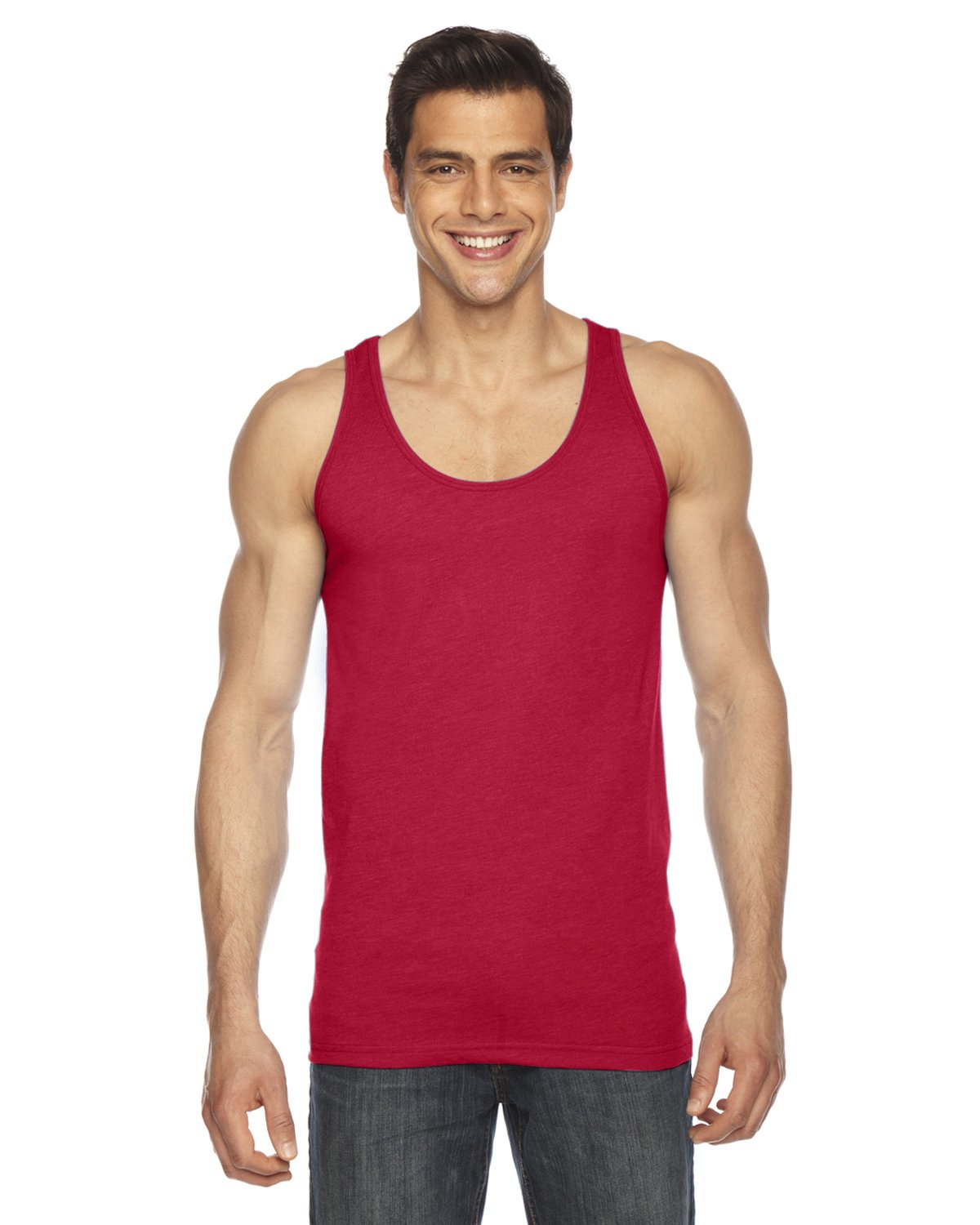 American Apparel Poly-Cotton Tank bb408