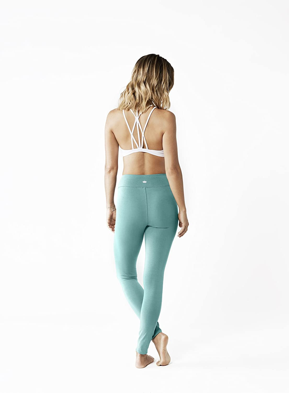 Fitness Bekleidung byom.it Lotuscrafts Leggings Yogahose Damen ...