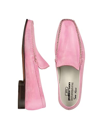 PAKERSON HOMME 1100111051141 ROSE CUIR MOCASSINS u0nK8ZlY