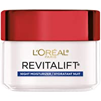 Deals on 2 LOreal Paris Skincare Revitalift Anti-Aging Night Cream 1.7Oz