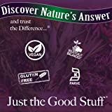 Nature's Answer Licorice Root   Herbal Supplement   Supports Digestive Health   Non-GMO & Kosher   Alcohol-Free, Gluten-Free & Vegan 1oz