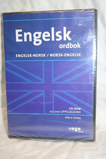 norsk-engelsk ordbok