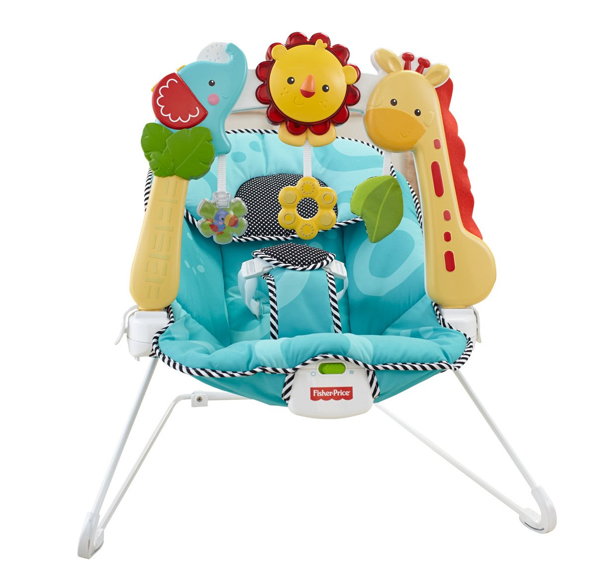 Fisher-Price Bouncer: 2-in-1 Sensory Stages