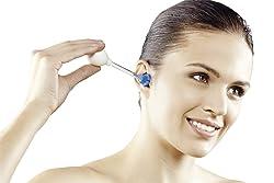 Ohrendusche, Ohrenreinigung, Test