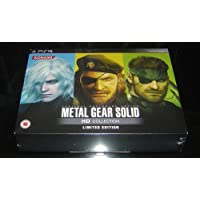 METAL GEAR SOLID HD COL PS3