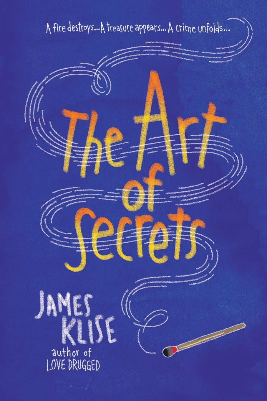 Amazon.com: Art of Secrets (9781616204822): Klise, James: Books