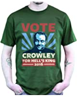 Vote Crowely For King Super Natural T-shirt