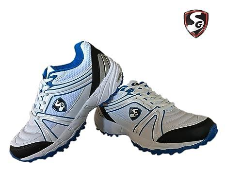 SG Steadler 5.0 Cricket Sport Shoes Cricket Footwear at amazon