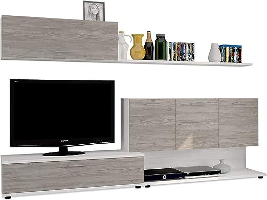 HomeSouth - Mueble de Comedor, Salon Modelo Aga, Acabado Color ...