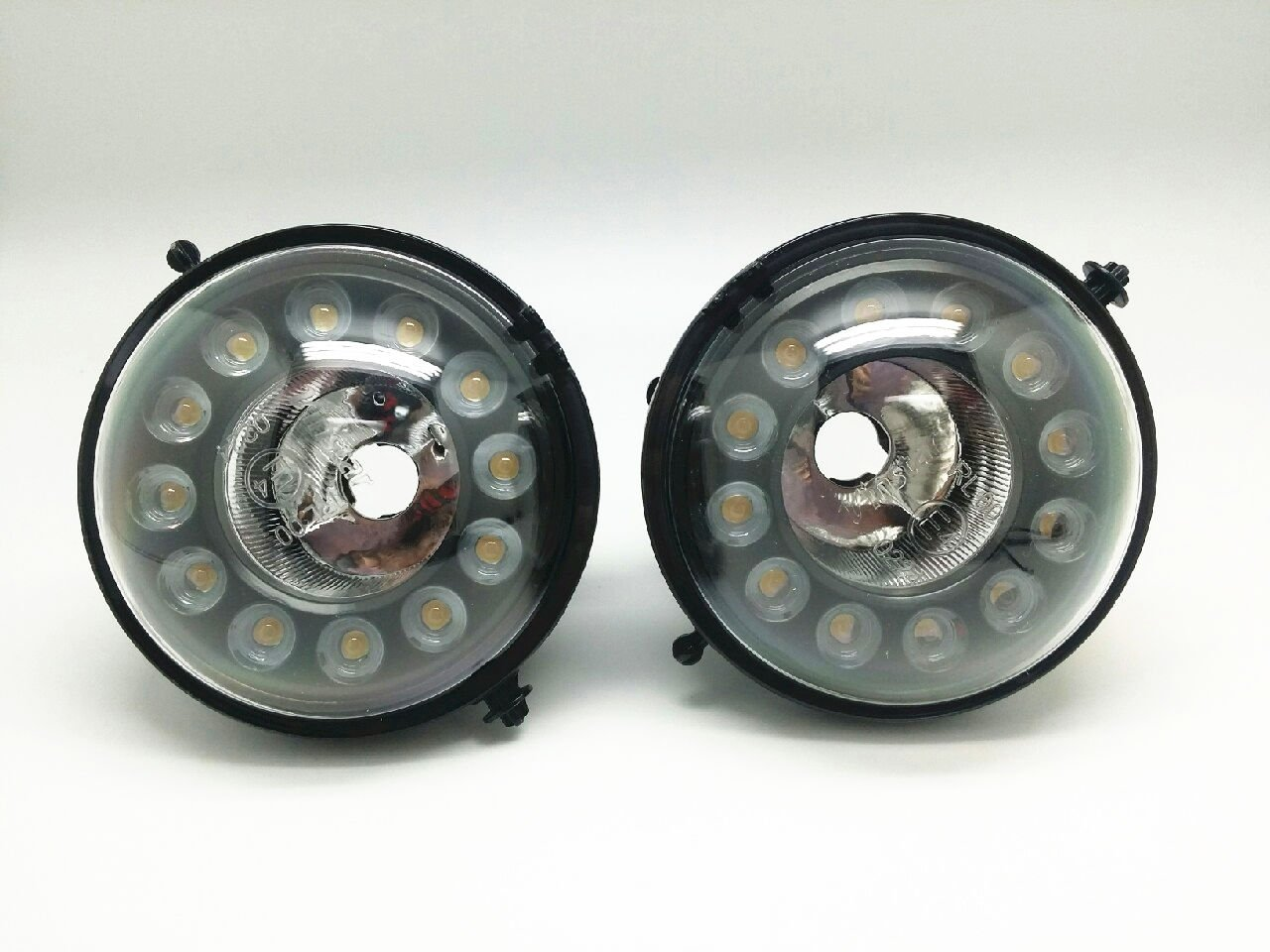 (2) luces antiniebla LED CREE, luces de conducción diurna, kit de montaje: Amazon.es: Coche y moto