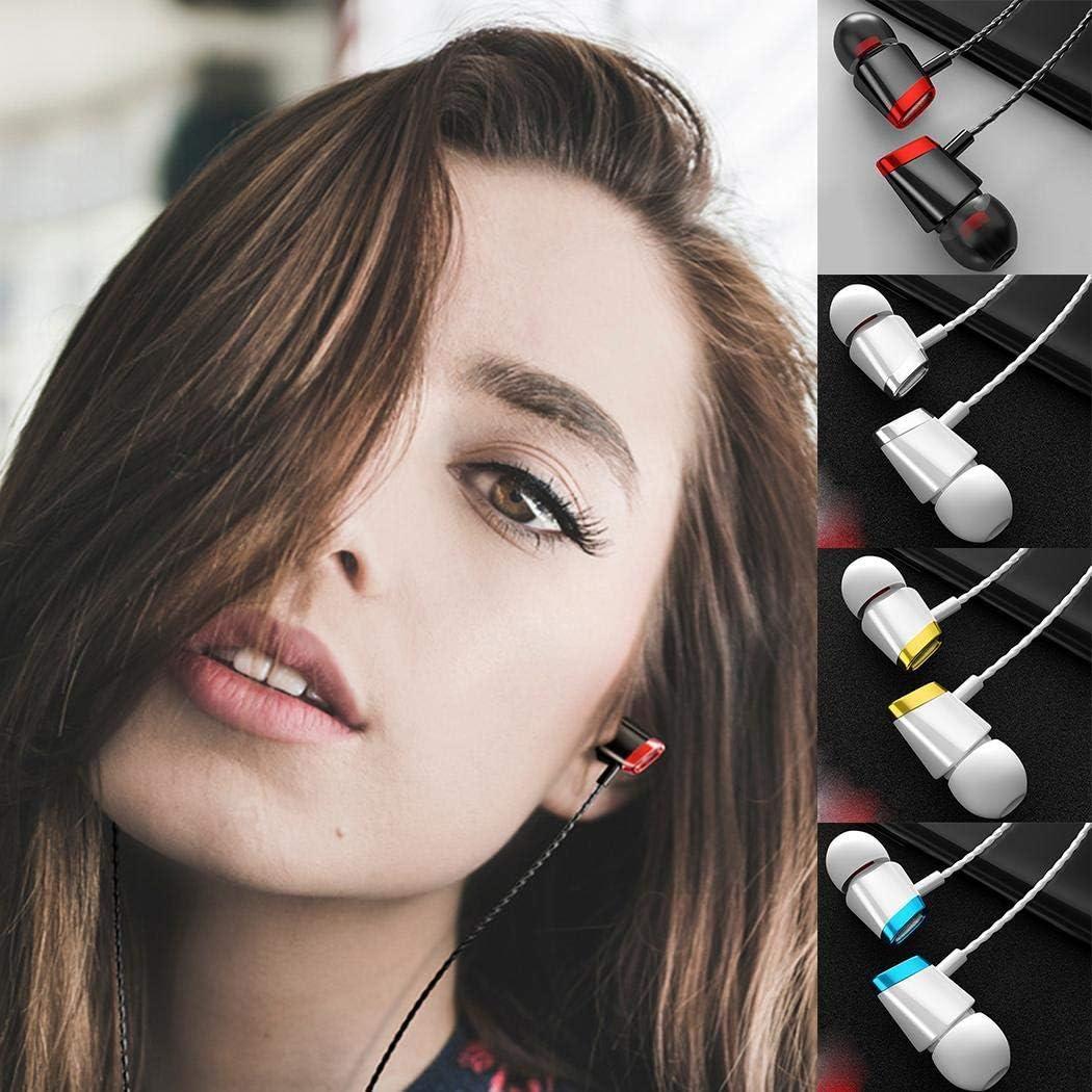 Dickin General Stereo in-Ear Earphones Earbuds Handsfree Sport Wired Earphones Headphones