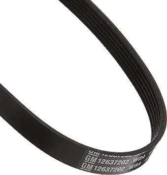 Genuine GM 12637202 Serpentine Belt