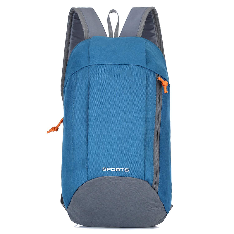 Mochila de deporte de viaje de ocio simple de los hombres y de las mujeres mochila de montar a caballo mochila de estudiante bolsa de viaje de gran ...