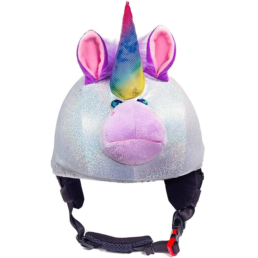 CrazeeHeads Sparky The Unicorn Helmet Cover Kids