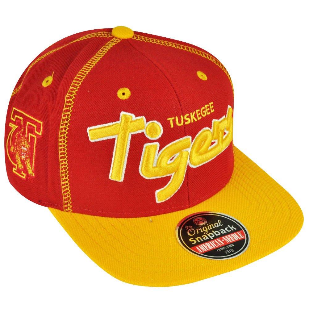 Tuskegee Universidad Golden Tigers gorra Traxside gorra de béisbol ...