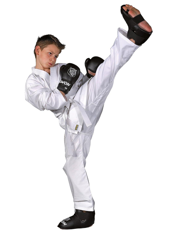 Kwon Karate de Traje seito Plus 160: Amazon.es: Deportes y ...