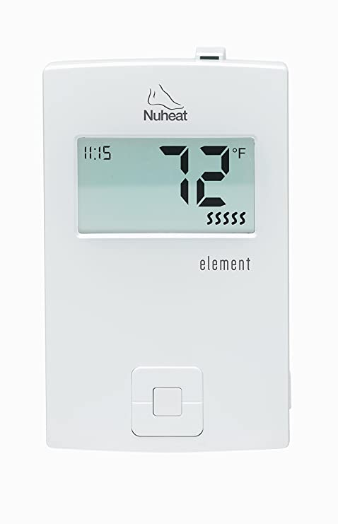 Amazon.com: nuheat Elemento Non programable de 120/240 V ...