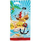 Kids Personalized Pirate Jumbo Cotton Beach Towel by Lillian Vernon