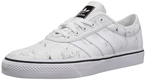 5ff681fdc0b Image Unavailable. Image not available for. Colour  adidas Men s Adi-Ease  White White Black Skate Shoe ...