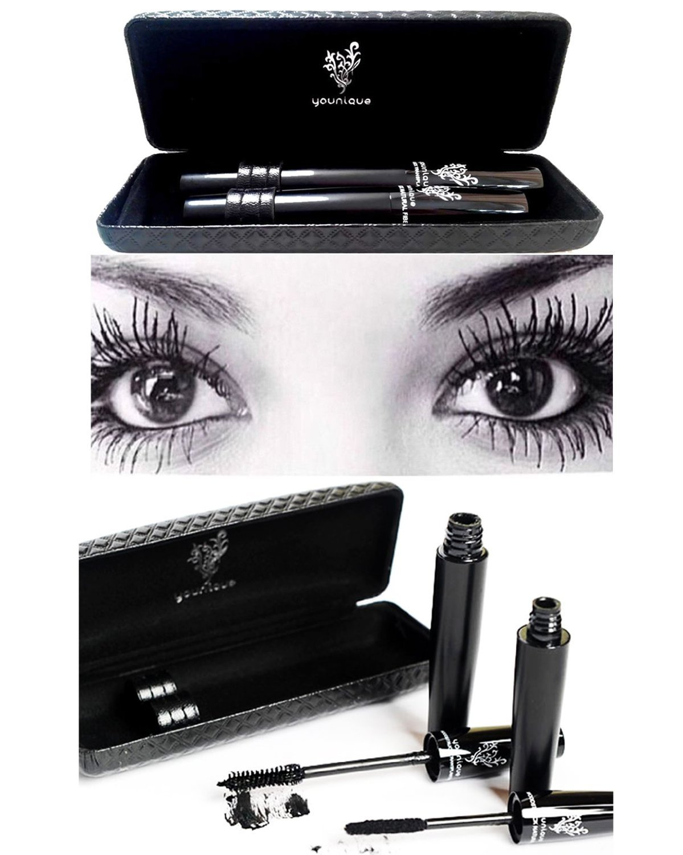 La fibra younique genuino 3D Lash Mascara - Reino Unido Vendedor - Código de barras de Estados Unidos - en paquete: Amazon.es: Hogar