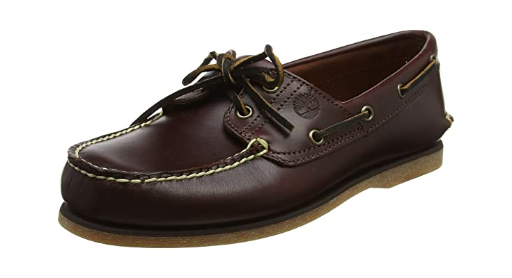 Timberland Men's Classic 2-Eye Boat Shoe Reviews