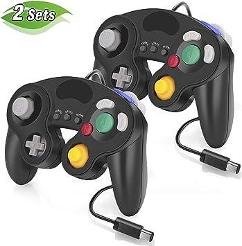 Gamecube - Controlador para Nintendo Switch, 2 Unidades con Cable ...