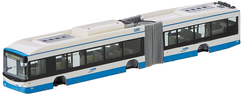 VK Modelle 18164Hess swisstrolley Zurich vbz WG. 158, rutihof, Mehrfarbig VK-Modelle GmbH Vk Modelle_18164