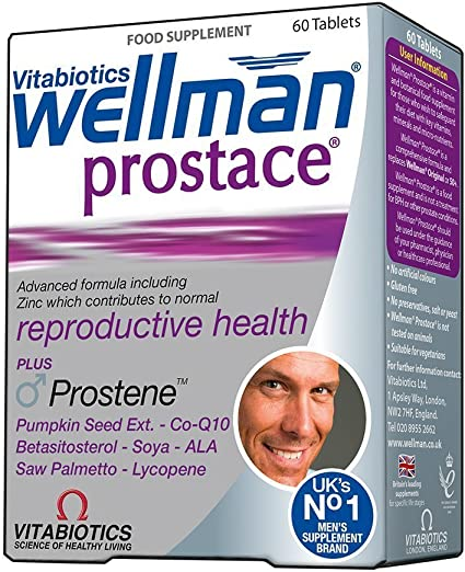 vitamina de la próstata yd