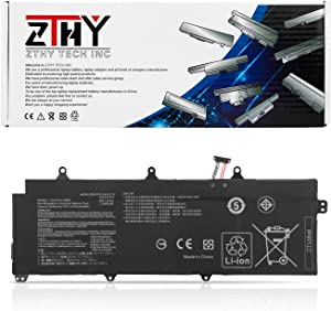 ZTHY New C41N1712 Laptop Battery Replacement for Asus ROG Zephyrus GX501 GX501V GX501VI GX501GI GX501G GX501GM GX501GS GX501VS-XS71 Series Notebook 0B200-02380100 4ICP4/72/75 15.4V 50Wh 4cell