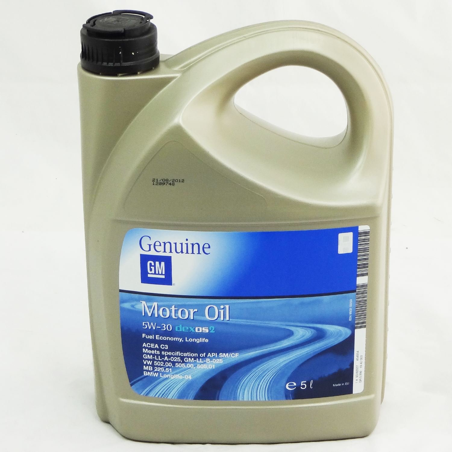 Engine oil GM-5W30: characteristics, reviews, how to distinguish the original from the fake 83