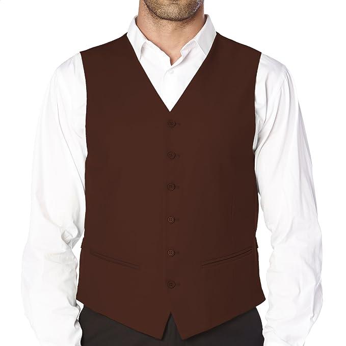 Amazon.com: concitor marca vestido chaleco chaleco para ...