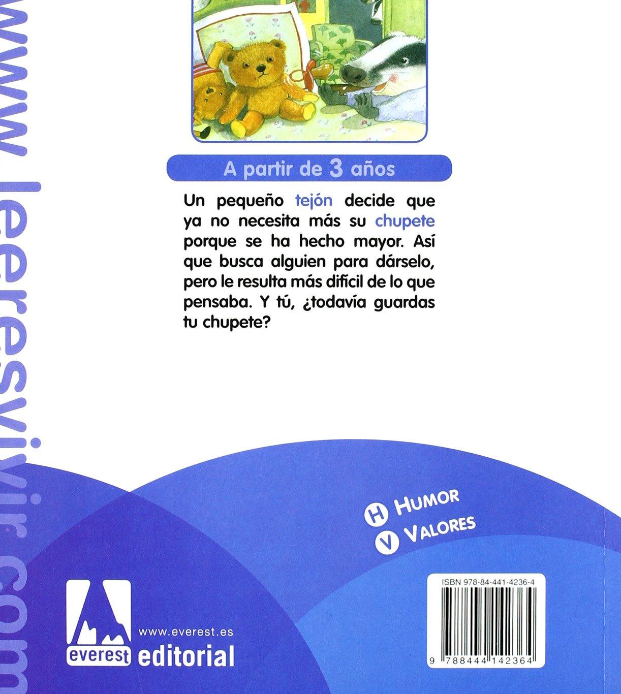 Adios querido chupete: Varios: 9788444142364: Amazon.com: Books
