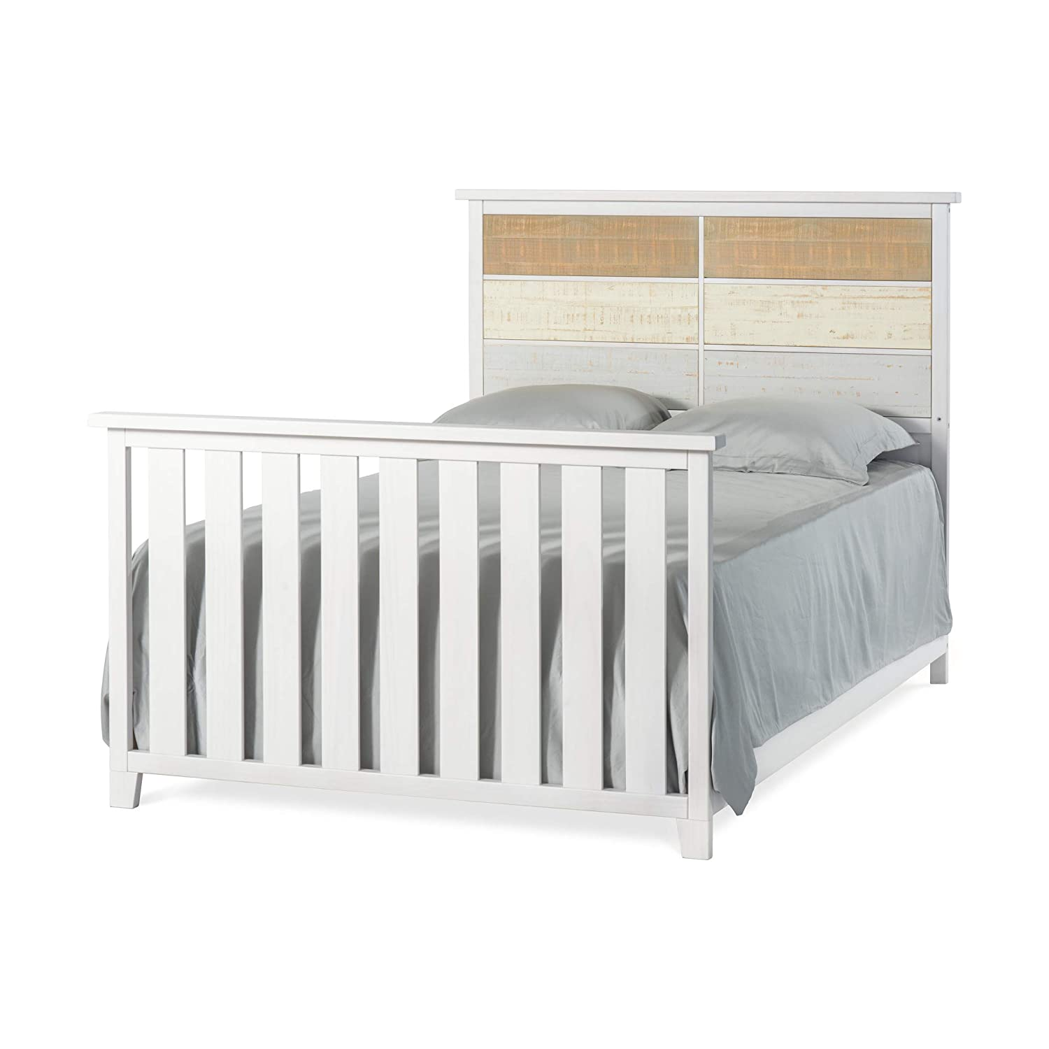 Sandstone Forever Eclectic by Child Craft Rockport 4-in-1 Convertible Crib