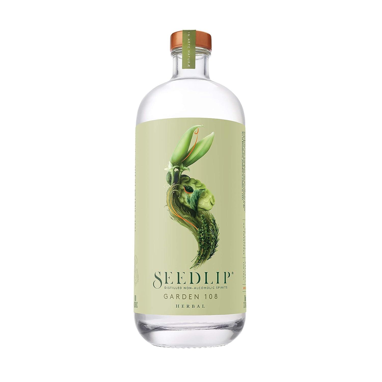 SEEDLIP Garden 108 Non-Alcoholic Spirit, 23.7 fl oz