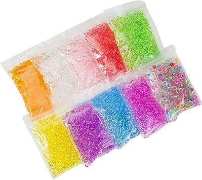10 Pack Colores Surtidos Fishbowl Fish Bowl Slime Beads para ...