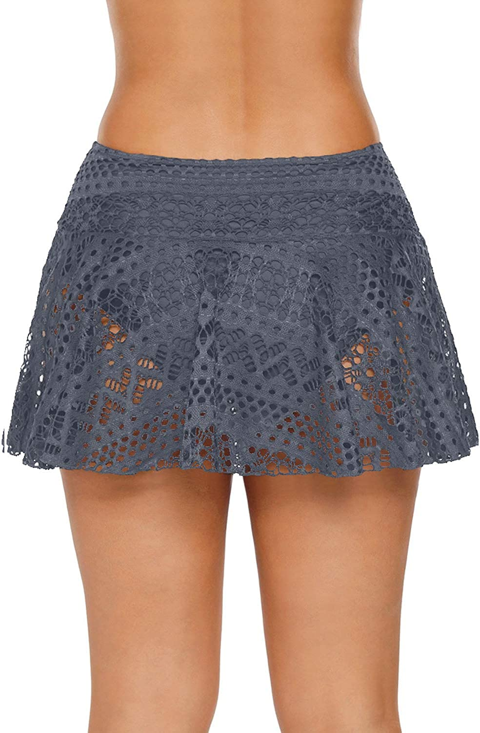 Womens Crochet Lacy Lace Short Shorts NEW Plus Size Fashionista
