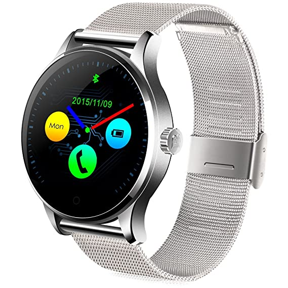 Amazon.com: gblife k88h Reloj Inteligente con Bluetooth y ...