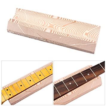 Guitar Parts & Accessories Musical Instruments Nice Musical Instrument Luthiers Tool Guitar Neck Fingerboard Support U-block Foam Wood Grain