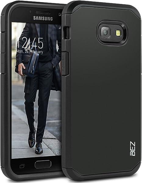BEZ Funda Samsung A5 2017, Carcasa Compatible para Samsung Galaxy A5 2017, Antideslizante Ultra Híbrida Gota Protección, Cover Anti-Arañazos con Absorción de Choque: Amazon.es: Electrónica