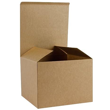 RUSPEPA 10 Pack De 20.5 X 20.5 X 15.5Cm Cajas De Regalo De ...