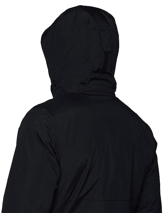 Columbia Element Blocker II Interchange Jacket Chaqueta Impermeable, Nailon, Hombre: Amazon.es: Deportes y aire libre