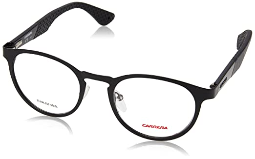 1bd6a091eee Image Unavailable. Image not available for. Colour  Carrera Full Rim Round  Unisex Spectacle Frame ...