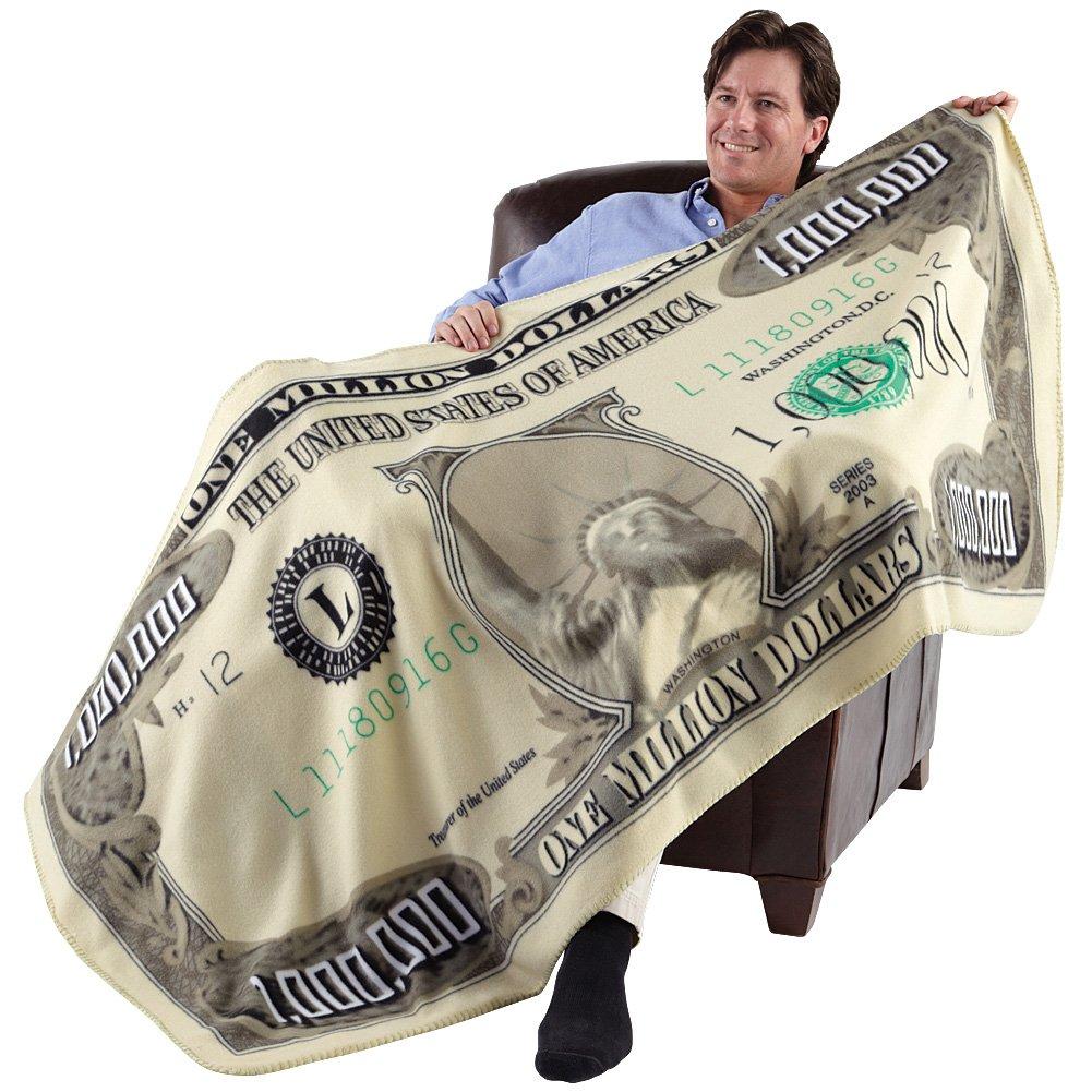Million Dollar毛布: gives新しい財務セキュリティに意味 B019EF9840