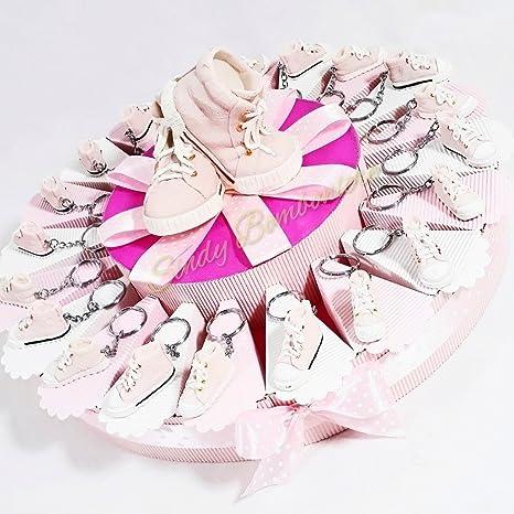 Sindy, recordatorio con forma de tarta, calzado Converse ...