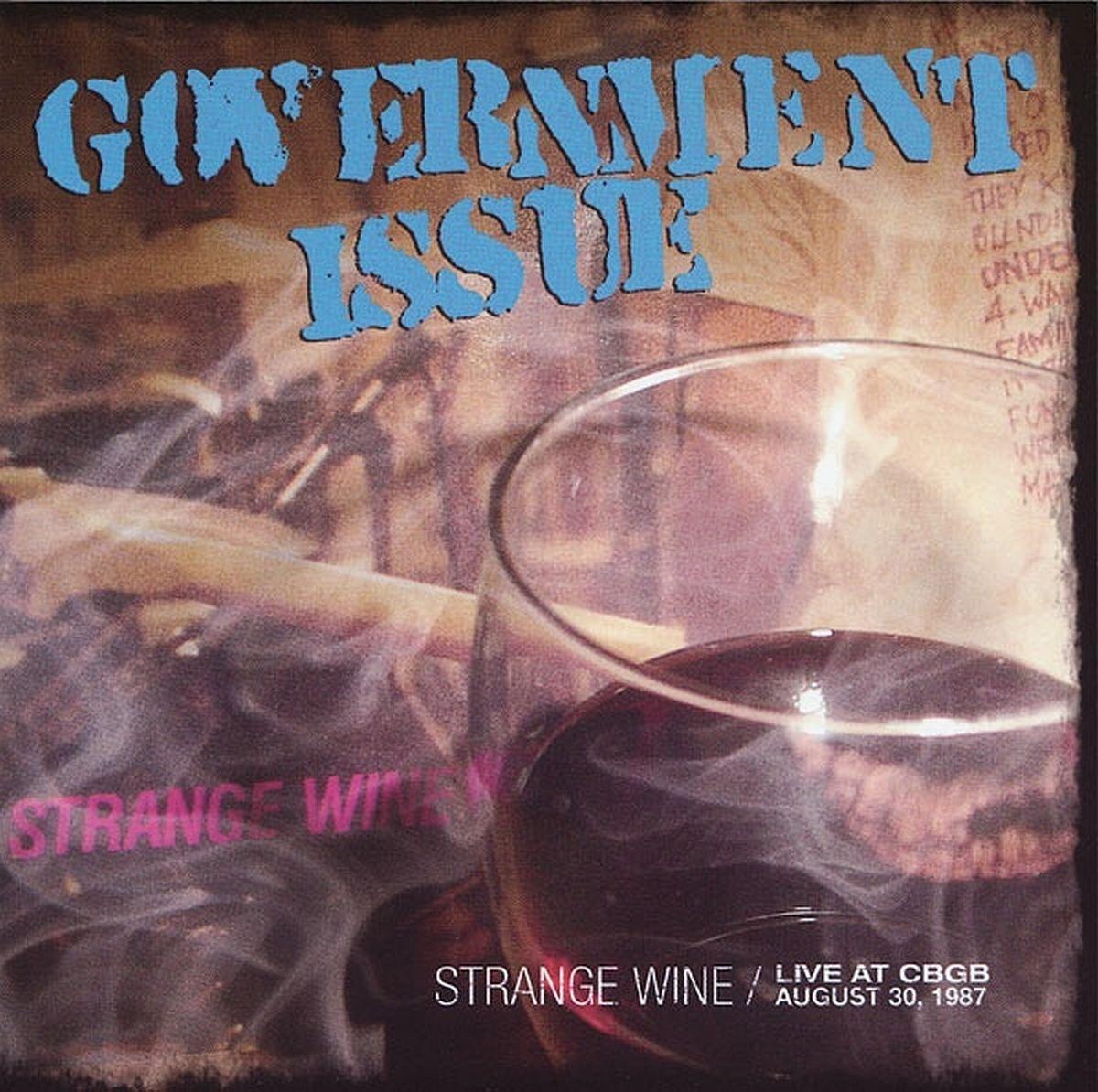 Strange Wine by Hall Of Fame