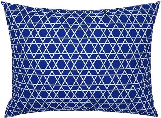 Pop Art Designer Pillow Case Judaica Hanukah Gifts