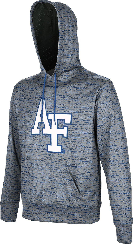 School Spirit Sweatshirt Grunge Air Force Academy Girls Pullover Hoodie ProSphere U.S