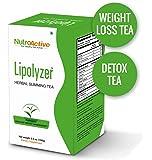 NutroActive Lipolyzer Herbal Slimming Tea 100g + 50g extra, Weight Loss Tea